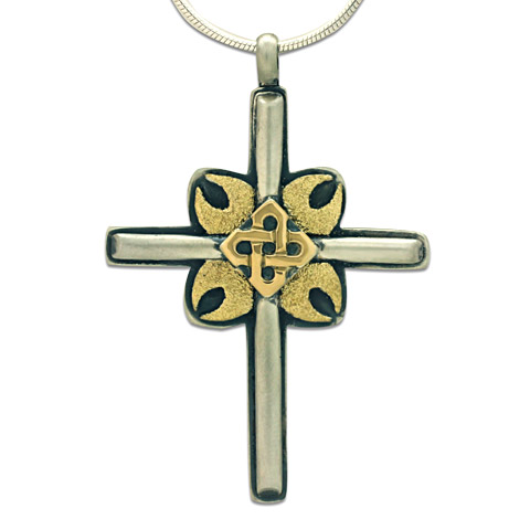 One-of-a-Kind Magda Cross in