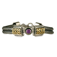 Renee Bracelet in Amethyst