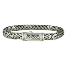 Laura Bracelet in Sterling Silver