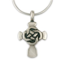 Sita Cross Silver in Sterling Silver