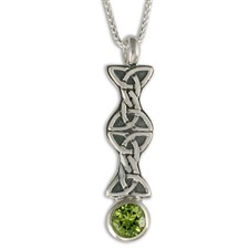 Tor Pendant in Sterling Silver