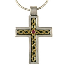 Rope Cross with Gem in Ruby