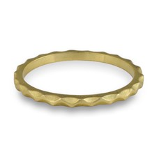 Corona Reale Ring in 18K Yellow Gold