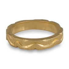 Arroyo Ring in 14K Yellow Gold