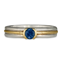 Windsor Engagement Ring in Sapphire