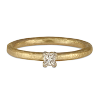 Playa Engagement Ring in 14K Yellow Gold