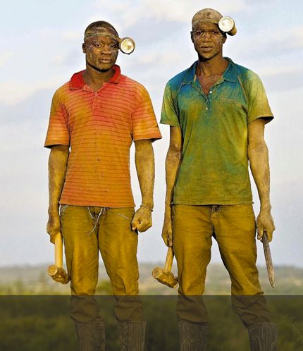 Fairtrade Gold Africa