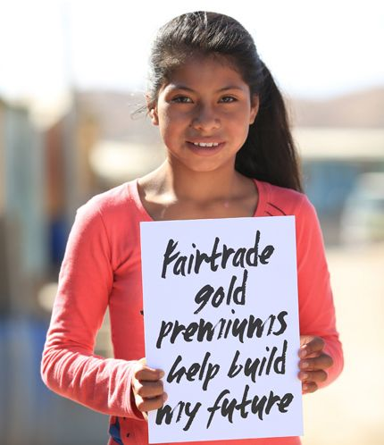 Why Fairtrade Gold