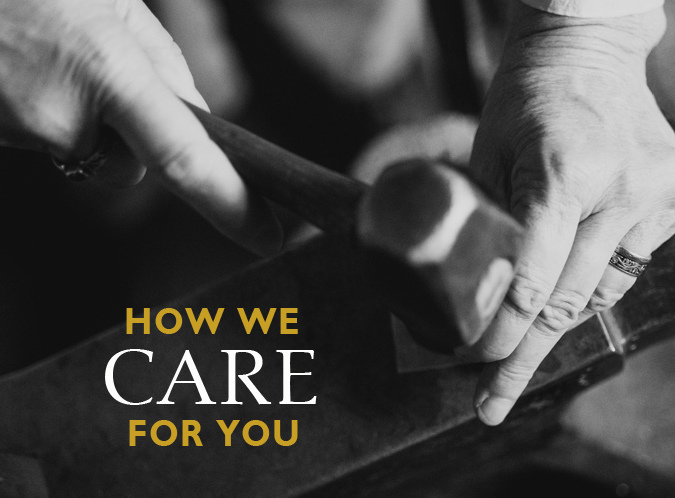 How We Care for You