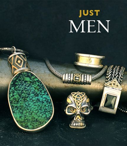 Handmade ethical sources designer jewelry reflective jewelry mens jewelry aloadofball Gallery